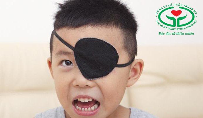 """Phương pháp """"che mắt"""" là giải pháp đầu tiên giúp điều trị bệnh suy giảm thị lực"""